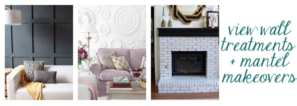 view walls and mantels