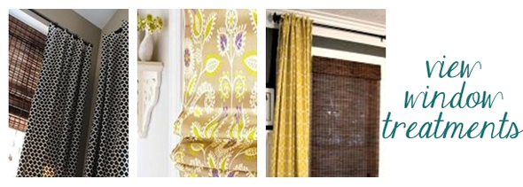 view window treatments