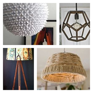 Bright Ideas: DIY Lighting