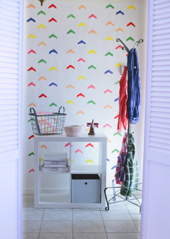 How To Make Your Own Wallpaper A Subtle Revelry
