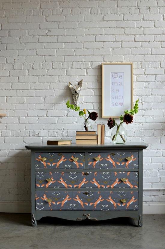 Dresser Refresh Spoonflower