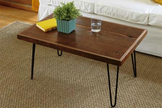 Pin Leg Table This Old House