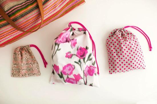 Pink Travel Bags Brit