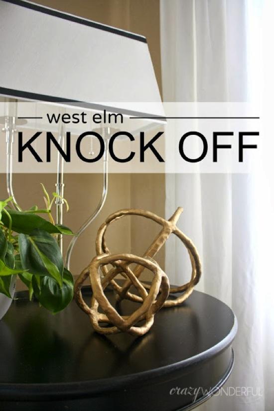 West elm knock off Western Man Fam