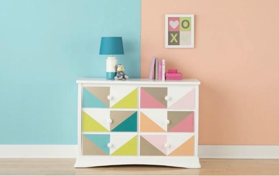 Custom Color Dresser Target