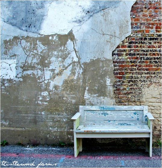 door bench